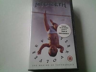 Megadeth - Evolver - The Making Of Youthanasia VHS