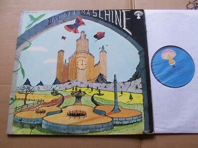 BRÖSELMASCHINE,SAME lp WOL g/vg pilz records 2021100-2 Germany 1971 Erstdruck