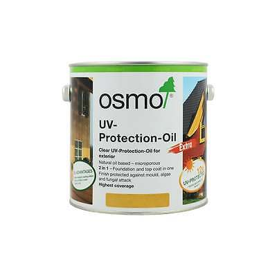 Osmo Osmo UV Protection Oil Rapid 420 Extra Clear