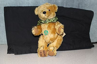 Hermann Germany Nicky Bear Yes No action Mohair Ltd. Ed. Number 1836