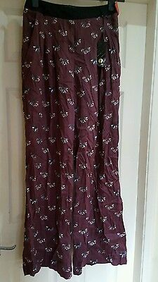 River island trousers size 10 RRP £35 BRAND NEW WITH TAGS