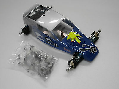 SERPENT Ten force TF dirt oval vintage rc buggy 1/10  no tamiya kyosho