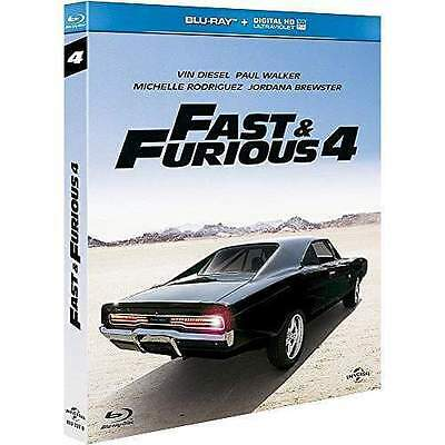 "Blu-ray ""Fast & Furious 4""   Blu-ray + Copie digitale - NEUF SOUS BLISTER"