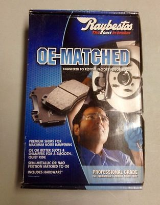 Raybestos Oe Matched Metallic Disc Brake Pads Pgd945M New In Box