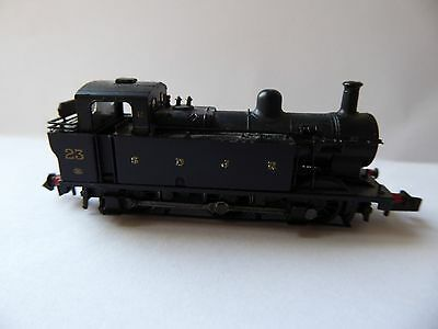 N Gauge 3F Locomotive DCC Fitted