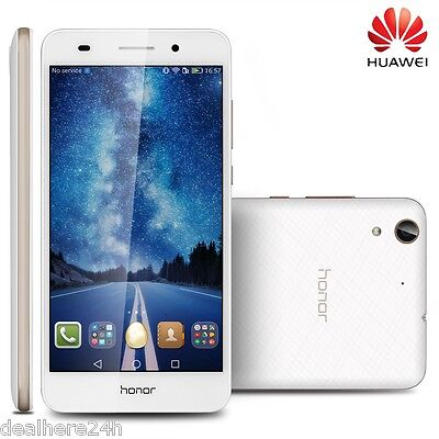 13MP 5.5'' Huawei Honor 5A Android6.0 4G LTE Smartphone Octa Core 16GB Cellulare