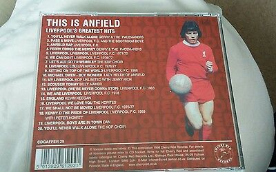 This Is Anfield Liverpools Greatest Hits