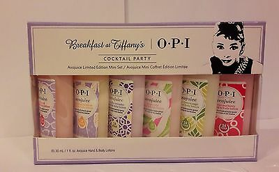 Opi Avojuice Planet Smooth Hand & Body Lotion