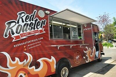 Food Truck for Sale in Ottawa (Fantastic opportunity for 2017)