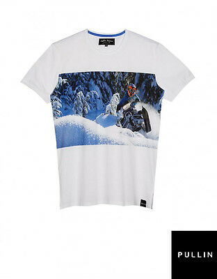 """T-Shirt Pull-In """"frost"""" - Nouvelle Collec 2017 - Neuf!"""