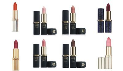 L'Oreal Color Riche Lipstick - Choose Your Shade - New Shades Added