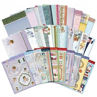 Pick of the Week - BRAND new LUXURY CARD making KIT Hunkydory 3 for 1 Offer NEW