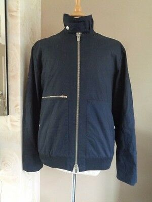 Whistles Mens Navy Jacket Large - Excellent Condition