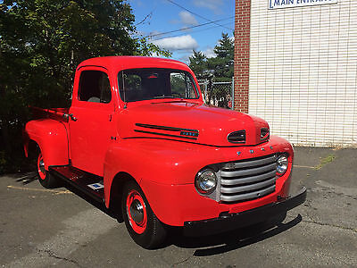 1949 Ford Other Pickups f1 1949 FORD F-1 F1 PICKUP TRUCK PICK UP V8 RESTORED MINT!!!