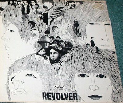 Beatles - Revolver - Vinyl LP