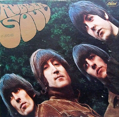Beatles - Rubber Soul - Vinyl LP
