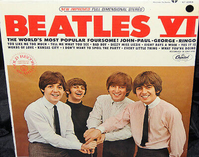 Beatles - Beatles VI - Vinyl LP