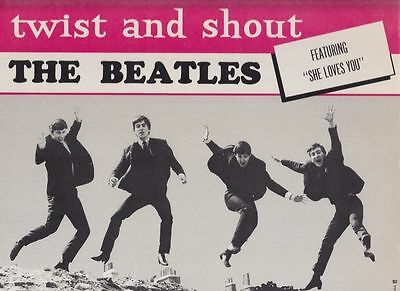 Beatles - Twist & Shout - Vinyl LP