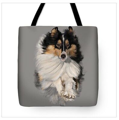 Tote - Sheltie on the Move
