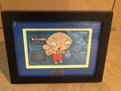 Family Guy Stewie Griffin Character Key #907-1000