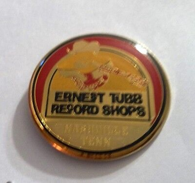 Extremely Rare:ernest Tubb Record Shops Nashville Tn. & Silvertoned Guitar Hat P