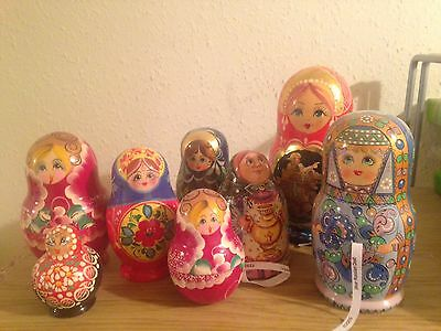 JOB LOT Russian dolls, URGENT SALE DUE TO BUSINESS CLOSING