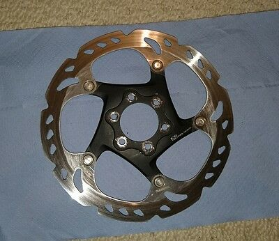 Shimano Ice tec 160 6 bolt brake rotor RT86 XT