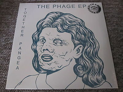 Together Pangea - The Phage Ep - Vinyl Lp / Ep Album - New And Sealed