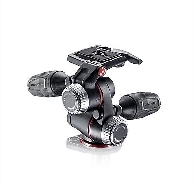 Manfrotto X Pro 3 Way Head New In Box