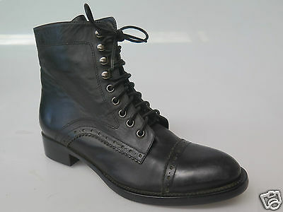 Django & Juliette - new ladies leather ankle boot size 37 #27