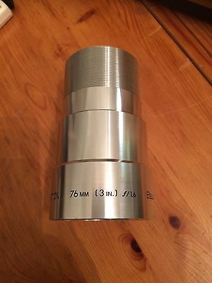 Lens for A Bell And Howell 16mm Projector