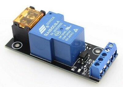 Opto-isolated 30A Relay Module