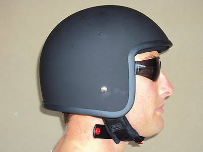 Slim Open Face Helmet Cannonball X Rated New Model
