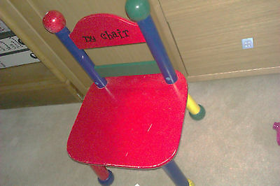 Childs Painted Chair