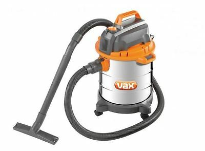 Vax Wet and Dry Vacuum Cleaner - 20L Industrial Shop Vac Commercial New