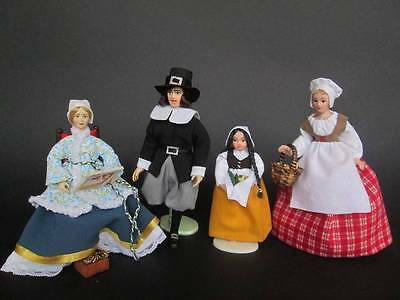 1600 miniature dolls in 1:12 scale. Dollhouse dolls by Paola&Sara Miniature