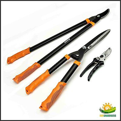 Gardening tools home and garden tool set hedge clippers tree trimmer men women