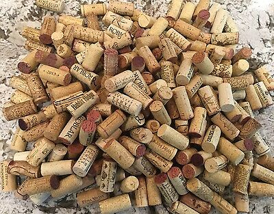 350 WINE CORKS central coast California - FREE SHIPPING USPS Priority Mail