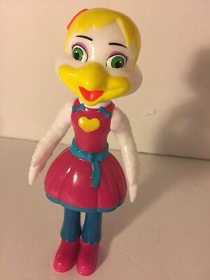 Chuck E Cheese's Toy Helen Henny Figure Movable Hen Chicken Doll