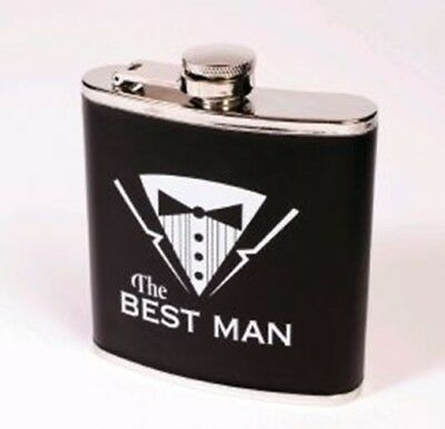 Bachelor Party Flask  Best Man Costume