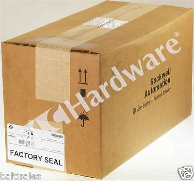 New Sealed Allen Bradley 1771-P7 /D Power Supply 16A 120/220V AC for 1771 I/O