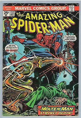 Amazing Spider-man 132 May 1974 FI+ (6.5)