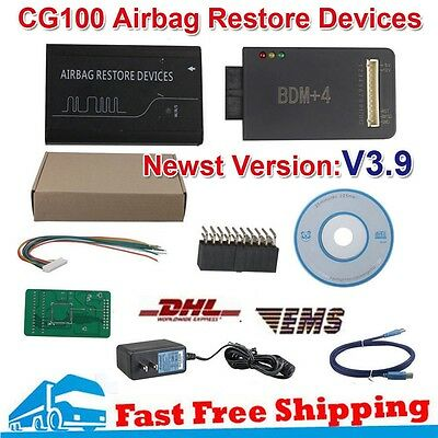 V3.9 CG100 Airbag Restore Devices Support Renesas Repair And FLASH Programmer