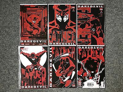 Daredevil Father #1-6 Complete Set