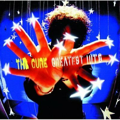 The Cure - Greatest Hits (CD) New - Sealed