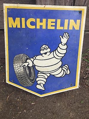 1960's Michelin Tyre Distribution Service Sign