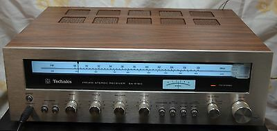 Excellent Technics SA-5160 Stereo FM Radio Tuner/Amplifier Receiver Phono Stage