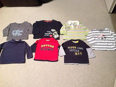 Toddler Boy Bulk T-Shirts By Pumpkin Patch, Target & Co  Size 1-2 Years