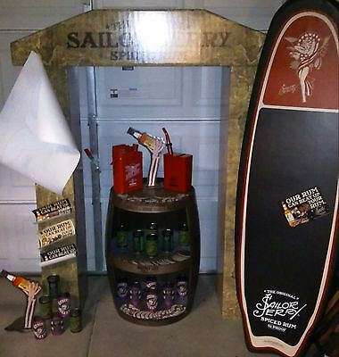 NEW lot of Sailor Jerry Collector  Pieces new lot NEW