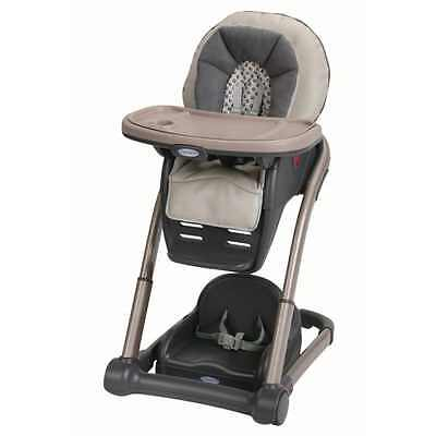 Graco Blossom 4 in 1 Seating System High Chair, Fifer